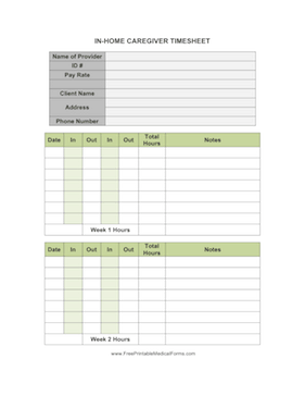 Amazing image within free printable caregiver forms