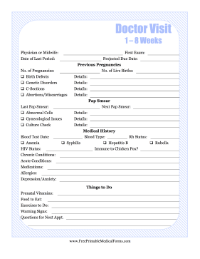 Printable pregnancy journal 1 for Pregnancy journal template free